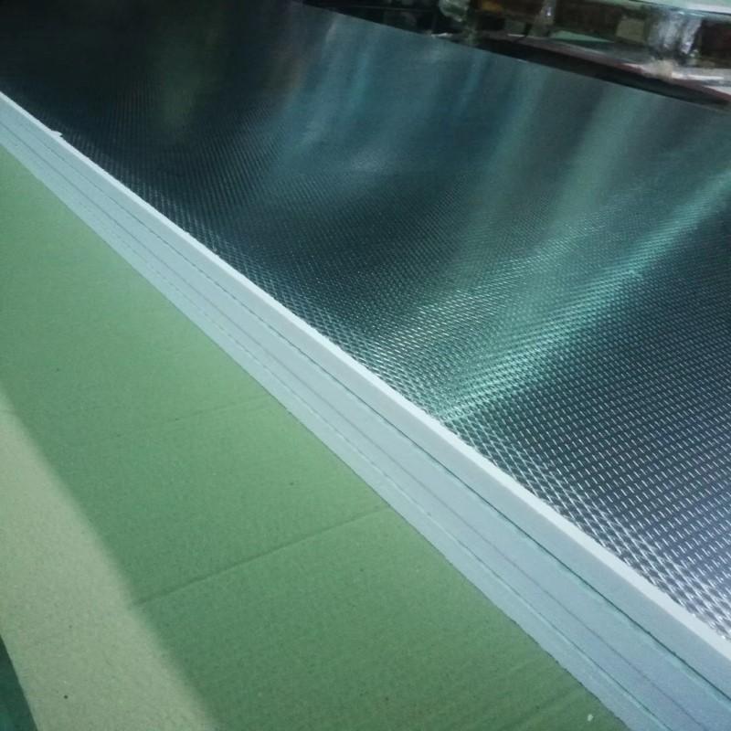高密度镀锌压花酚醛风管板(65KG)复合行业要求