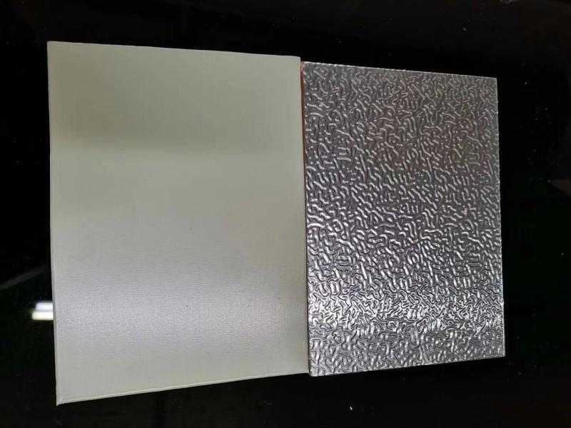 单面彩钢酚醛复合保温板