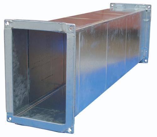 镀锌板风管应用场景和制作要求