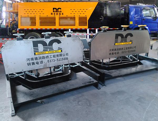 DCVT1500 车辙修复摊铺设备