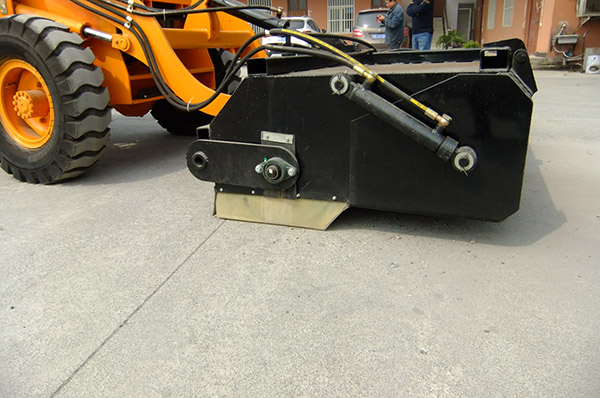 DCQS1500型 强力清扫机
