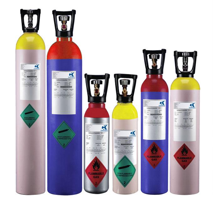环境检测标准气体