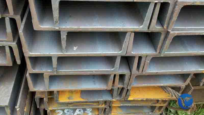 Q345C低合金槽钢