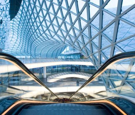 商务扶梯制造项目-出口产品