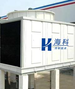钢厂专用横流开式冷却塔-无锡海科冷却技术有限公司