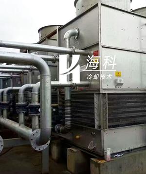 汽车配件厂专用闭式冷却塔-无锡新濠天地冷却技术有限公司
