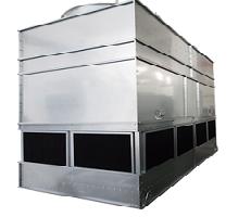 干湿联合闭式冷却塔