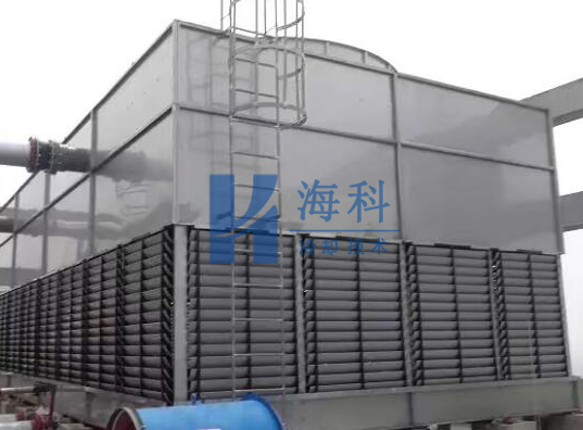 钢制逆流开式冷却塔