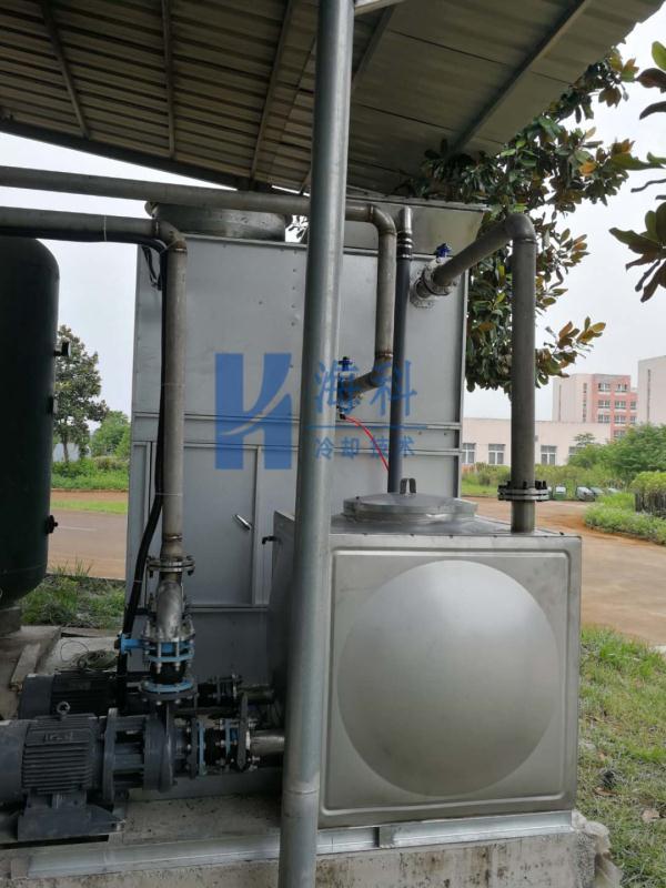 空压机闭式冷却塔-无锡新濠天地冷却技术有限公司
