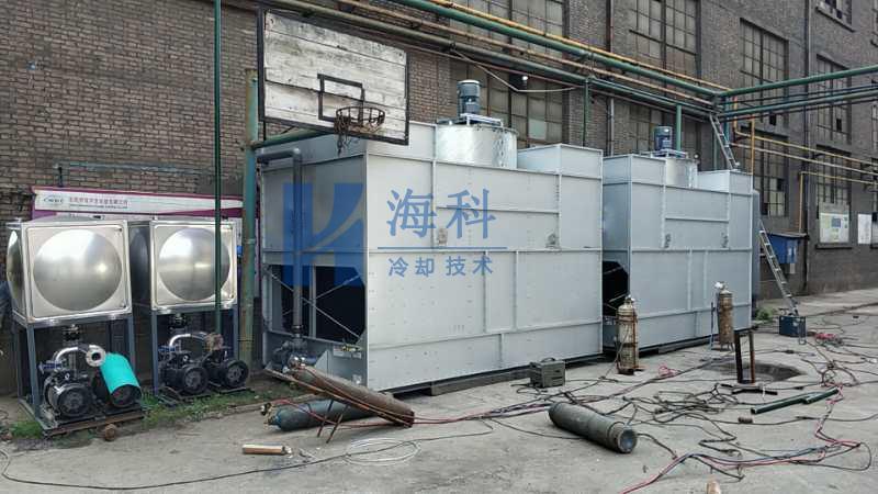 淬火液专用闭式冷却塔