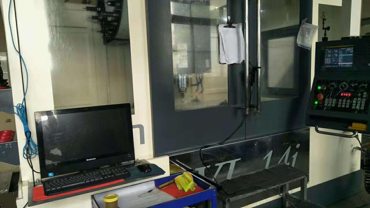 CNC金属加工
