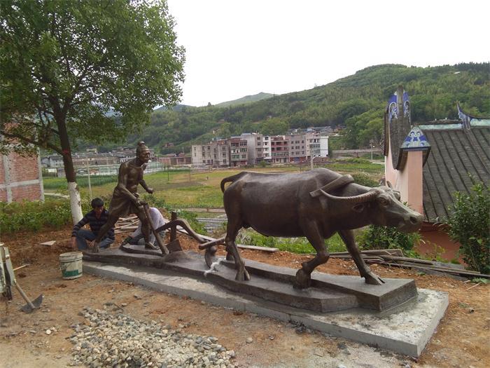 福州水泥雕塑