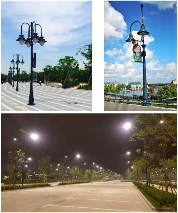 夜景照明控制系统