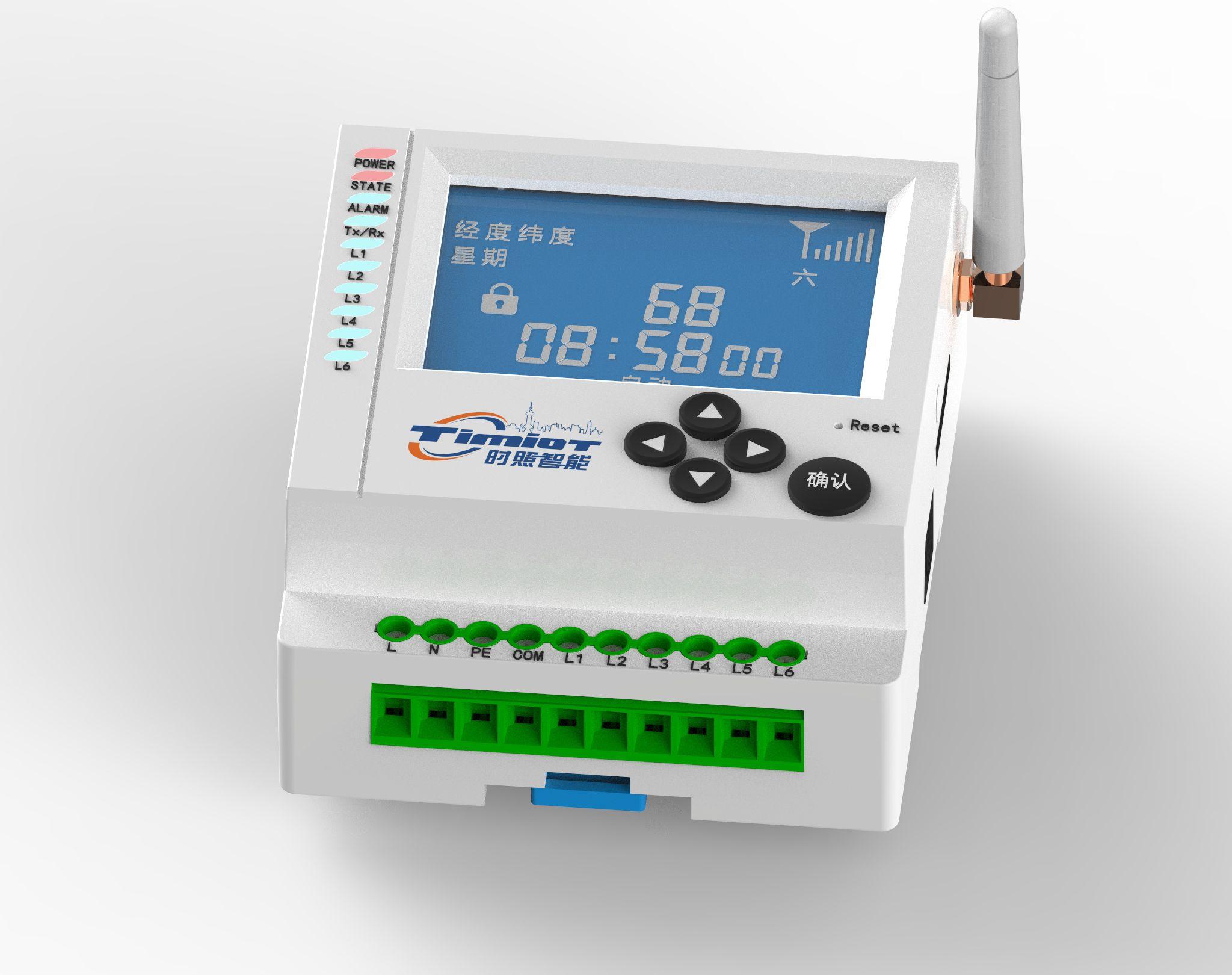 TIM-JJGS-RM06远程时控器