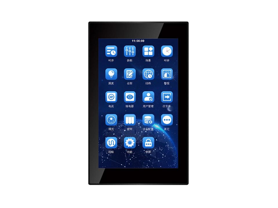 TMR300-OPT501智能场景面板