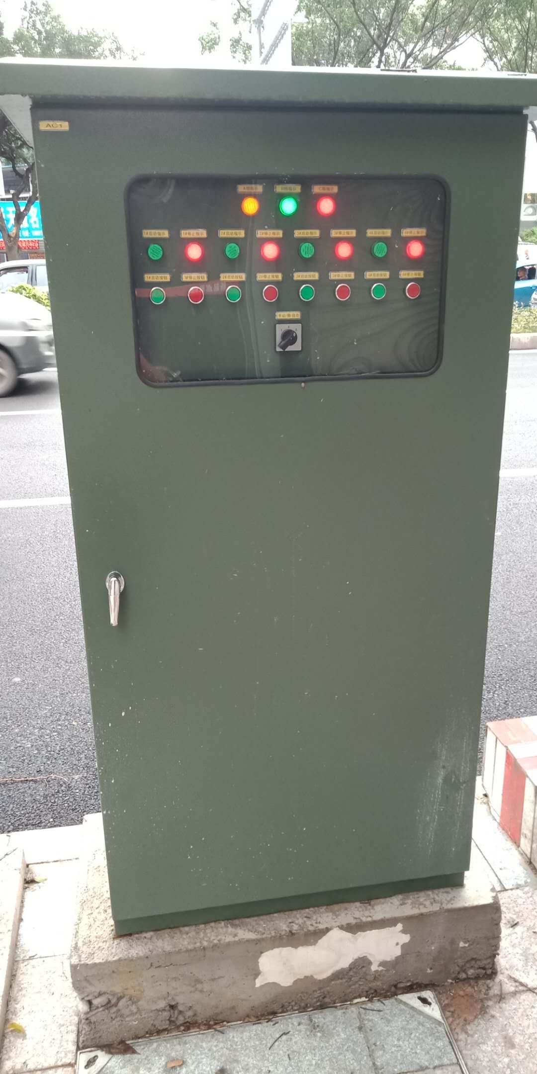 路灯集中管理器