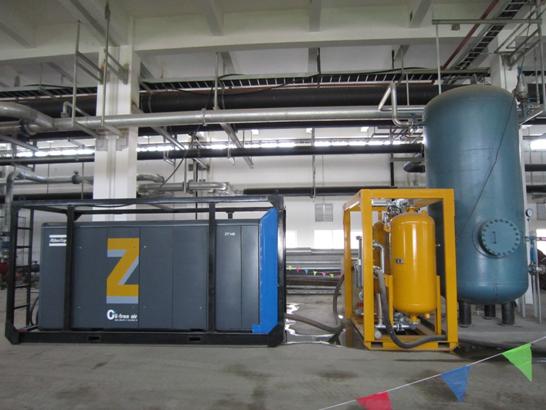 上海孟泰中标特斯拉电池组装用气项目