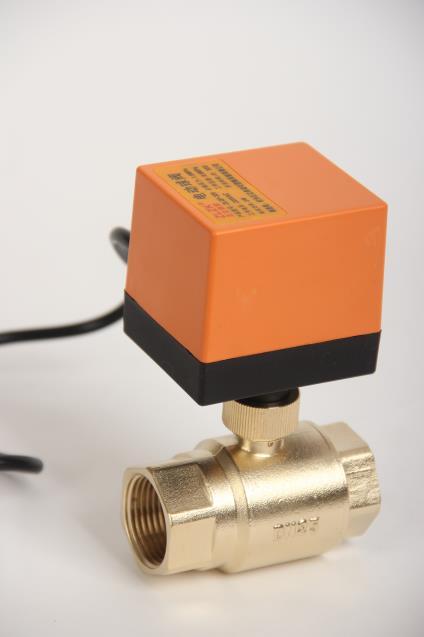 太阳能电动二通球阀(节能型) ZLQF-225