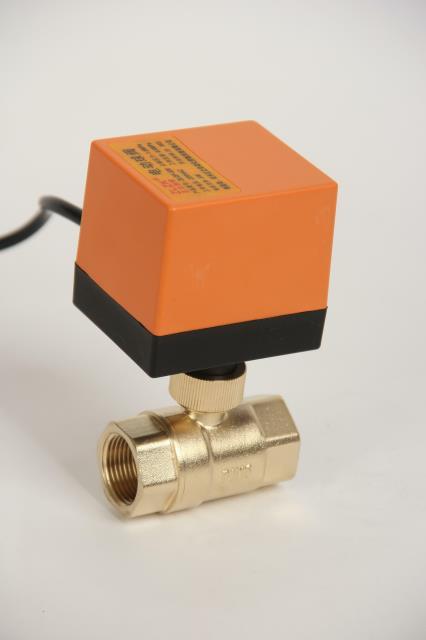 太阳能电动二通球阀(节能型) ZLQF-220