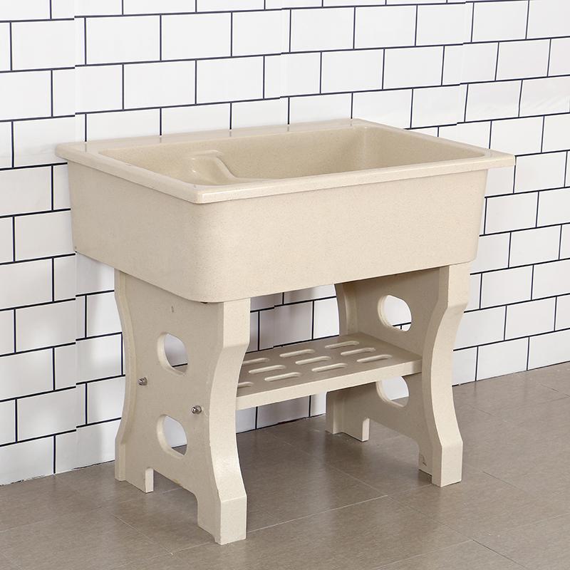 福建石英石洗衣池安装后如何验收?洁强跟你分享