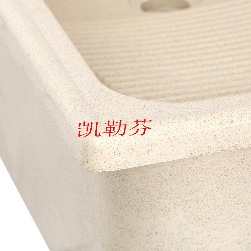 福建石英石洗衣池好用也怕热?