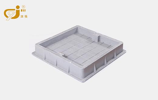 方形隐形井盖