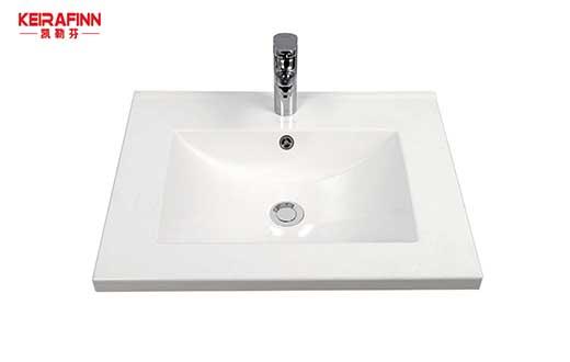 玻璃钢浴室柜专用台盆