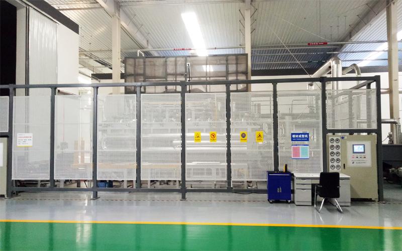 EPS高端真空板材机