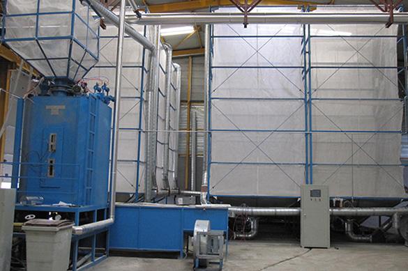 EPS自动料仓控制系统