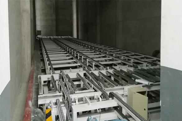 EPS板材输送烘干系统