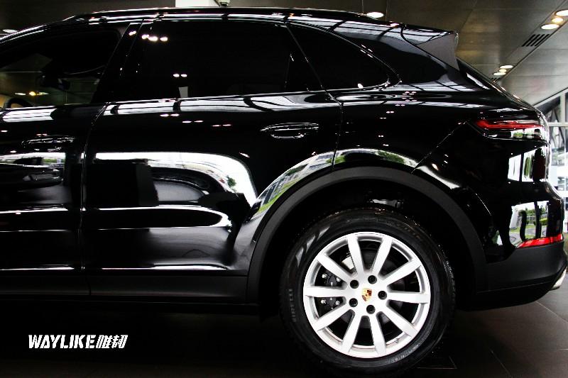 关于车身改色膜的一些简要介绍