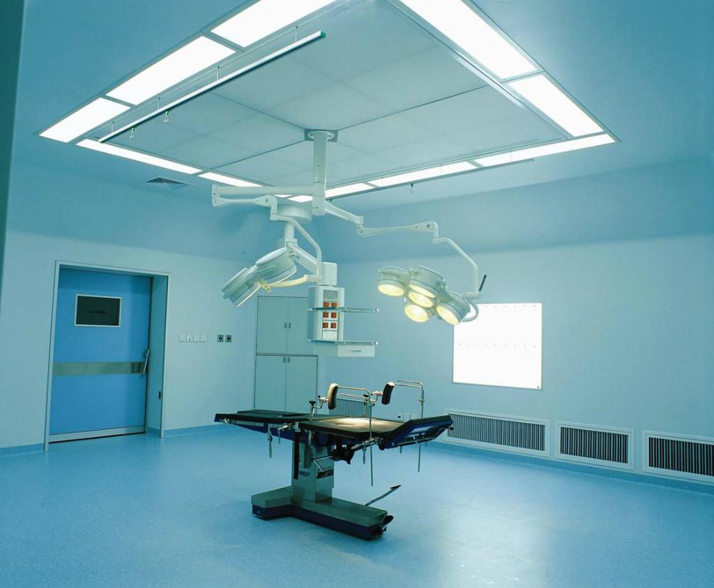 钢板手术室