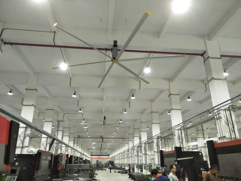 6.1m20ft 1500w工业风扇