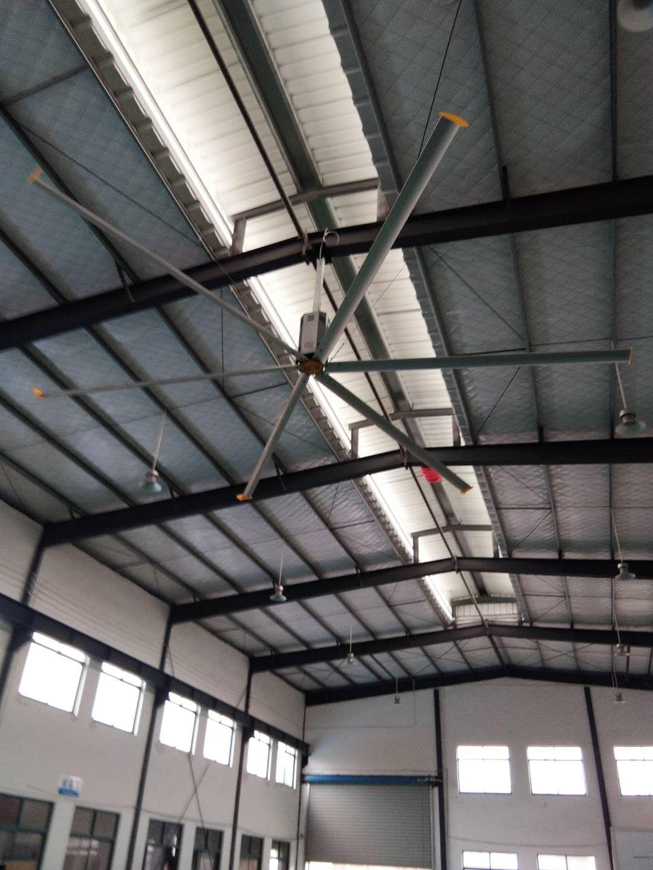 6.1m20ft6叶 工业风扇