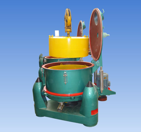 SDL型吊篮自卸式离心机