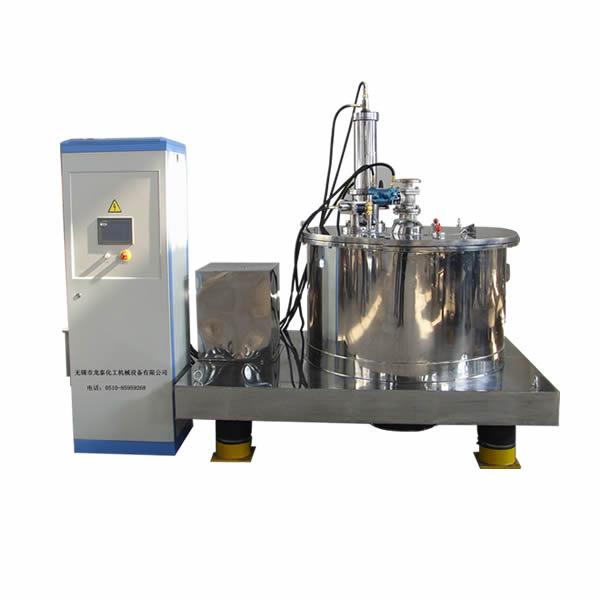 PGZ平板全自动刮刀下卸料离心机(液压)