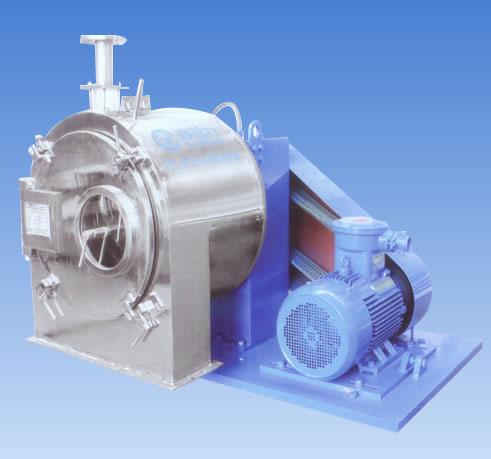 LWL 卧式螺旋卸料过滤式离心机
