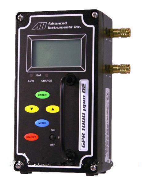 美国AII便携式焊接氧气分析仪 GPR-1000