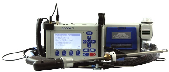 ecom-D 手持式烟气分析仪