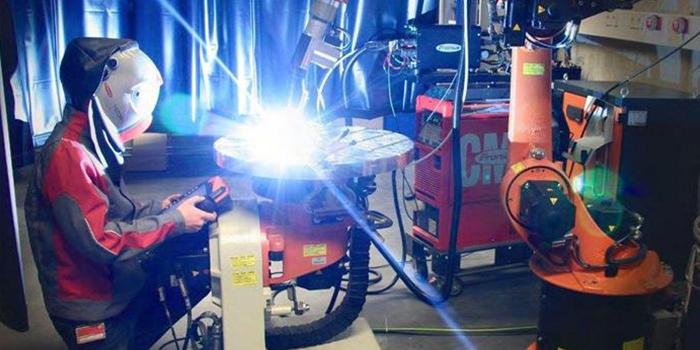 焊接机器人培训介绍