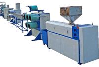 塑料拉丝机的配置对机器的影响