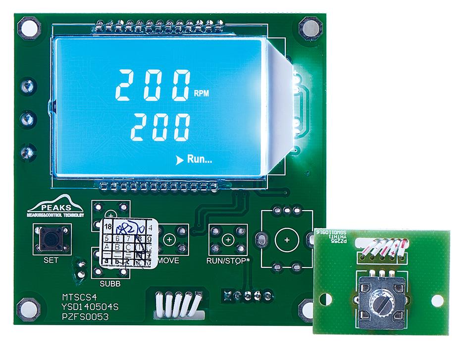MTH-C200 直流�o刷��C控制器