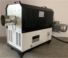 智能系统循环工业热风机15kw