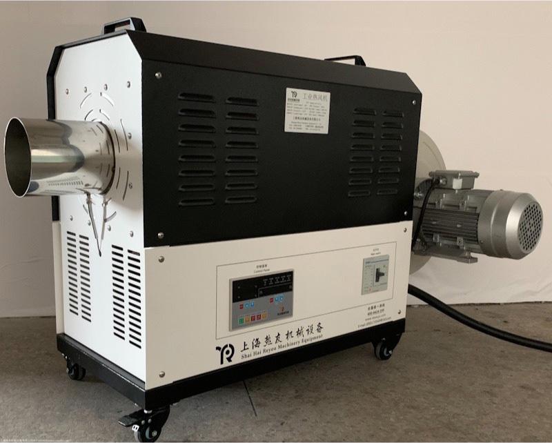 电加热烘干工业热风机