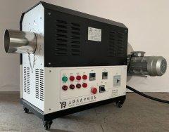 循环工业热风机双温控制15kw