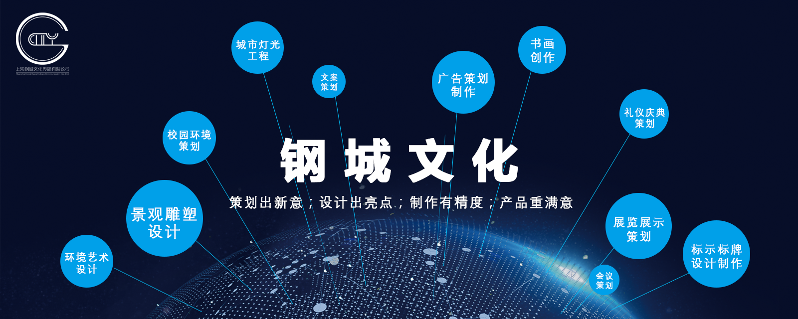 上海钢城文化传播有限公司