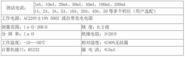 DF66系列變壓器直流電阻測試儀