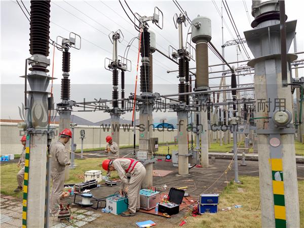 输电线路工频参数