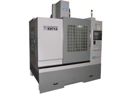 XH714型立式加工中心