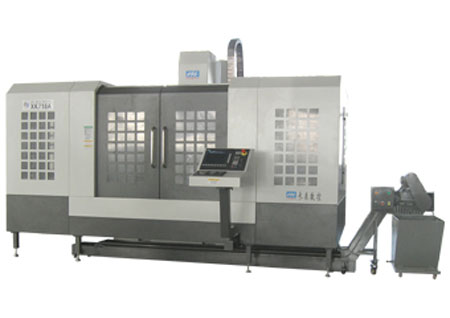 XH718型立式加工中心